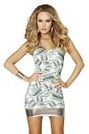 Minikleid Dollar Girl