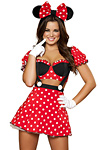 Mousey Kostüm - Maus Kostüm