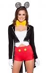 Mousey Maiden  Maus Kostüm