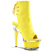 Neon Ankle Boots Illusion-1018