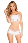 Nieten GoGo Set Studded Lady