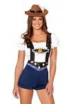 Oktoberfest Kostüm Sandra