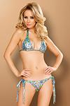 Sexy Bikini Blue Leopard - JValentine USA