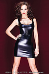 Wetlook Minikleid Laura
