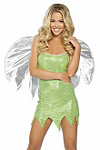 Sexy Tinkerbell Kost�m Gr.S/M