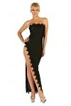 Abendkleid schwarz - Alina