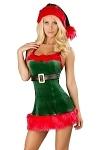 Weihnachtskleid - Santas Envy