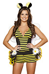 Bienen Kost�m - Honigbiene Bumble Bee