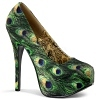 Plateau Pumps Teeze-06-5 Pfau Design