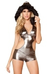 GoGo Monokini Metallic Dancer No.4