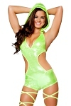 GoGo Monokini Metallic Dancer No.6