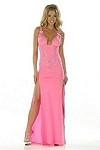 Sexy Abendkleid Davina baby pink