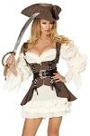 Piratenkost�m Piraten Kleid Holly