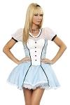 Sexy Alice Kost�m - Victorian Alice
