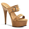 Plateau High Heels Delight-602-9