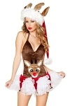 Rentier Overall Rudolph