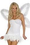 Sexy Angel Dress - Engel Kleid