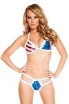 GoGo Bikini American Patriot