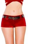 Weihnachts GoGo Shorts mit G�rtel