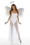 Sexy Angel Gown - Engel Kost�m