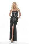 Sexy Gala Abendkleid Fabienne