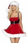 Weihnachtskost�m Jennifer