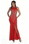 Abendkleid Red Diamond