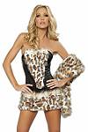 Corsage & Rock - Sexy Katzenkost�m Cat Deluxe - JValentine USA