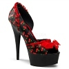 Plateau Pumps Delight-665 Cherry