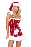 Naughty Santa Claus Kost�m