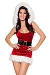 Weihnachtskleid North Pole Baby