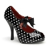 Peep Toe Pumps Cutiepie-07 Dots