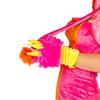 Pink Drache Amstulpen