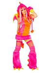Pink Drachen Kost�m -  JValentine USA