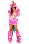 Pink Einhorn Kostüm Deluxe - Josie Loves JValentine
