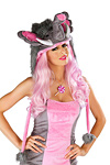 Pink Elefanten Kostüm Kapuze -  JValentine USA