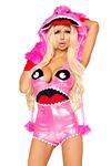 Pink Monster Kostüm - Josie Loves JValentine