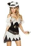 Piraten Kostüm Black Samy