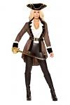 Piraten Kostüm - Piraten Queen