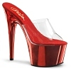 Plateau High Heel Adore-701 rot