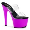 Plateau High Heels Adore-702UV lila