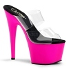 Plateau High Heels Adore-702UV pink