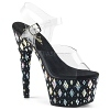 Plateau High Heels Adore-708Diamond