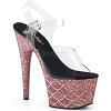 Plateau High Heels Adore-708MSLG rosa