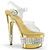 Plateau High Heels Adore-708RS-3 gold