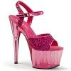 Plateau High Heels Adore-710GT pink