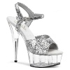 Plateau High Heels Delight-609G