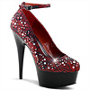 Plateau High Heels Delight-686LC