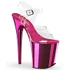 Plateau High Heels Flamingo-808CH