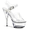 Plateau High Heels Kiss-208DAS
